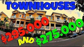 (1289) Америка. $295.000 AND $275.000 TOWNHOUSES IN LAKE MARY, FLORIDA Natalya Falcone