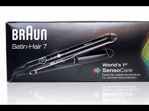 Review Satin Hair 7 Braun / plancha de cabello