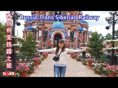 , title : 'Russia-Trans Siberian Railway #6俄罗斯-西伯利亚铁路之旅,带你一天走遍全城最古老的城市,伊尔库茨克