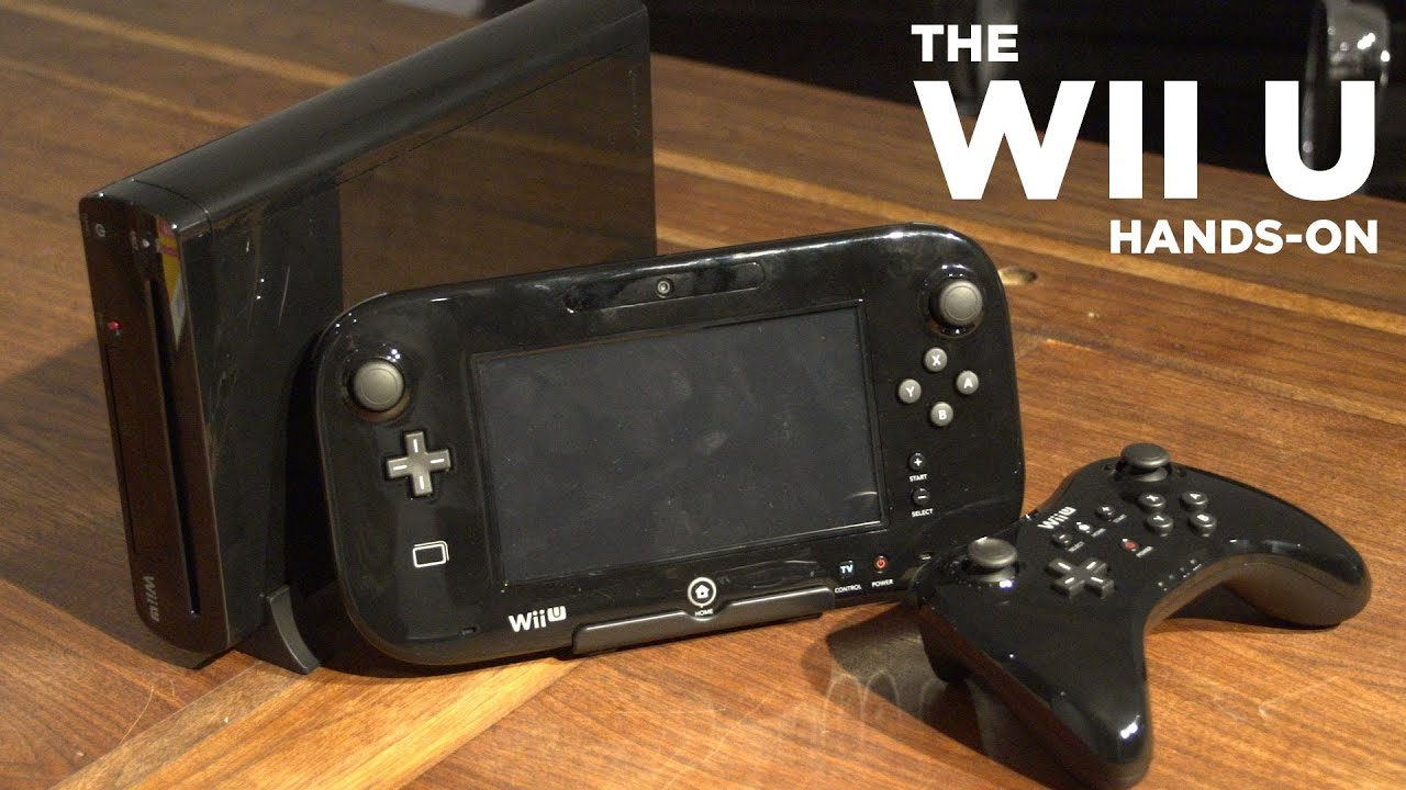 What's Good (And Bad) About The Wii U Before You Even Turn It On