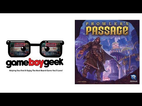 The Game Boy Geek Reviews Prowler's Passage