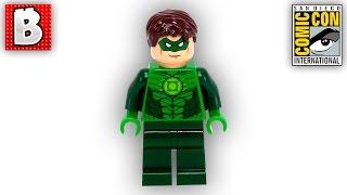 Rare Lego Green Lantern Exclusive Minifigure!!! San Diego Comic Con 2011
