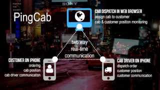 Uber like service developed in 24h