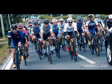 2019 Niseko Classic - 140km Road Race Parade Ride