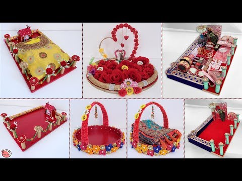 mp4 Decoration Of Wedding Tray, download Decoration Of Wedding Tray video klip Decoration Of Wedding Tray