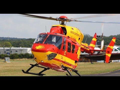 Medicopter 117 - První výjezd