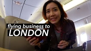 Incheon ✈️ London: Free Flight Upgrade from Asiana Airlines