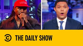 Kanye West & Taylor Swift Are At It Again | The Daily Show With Trevor Noah