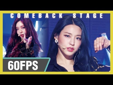 60FPS 1080P | AOA - Come See Me (날 보러 와요)  Show! Music Core 20191207