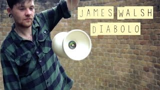 Amazing diabolo skills feat. James Walsh