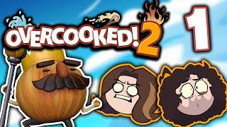 Overcooked 2: Kitchen Mayhem - PART 1 - Game Grumps