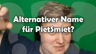 Wie würde PietSmiet heißen, wäre der Name vergeben? 🎮 Frag PietSmiet #1196