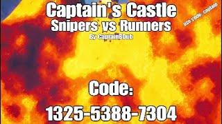 sniper vs runner map code