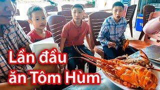 Cha con Đặng Hữu Nghị đoàn tụ tại Phan Thiết | Đi ăn Lobster cho biết 1 lần