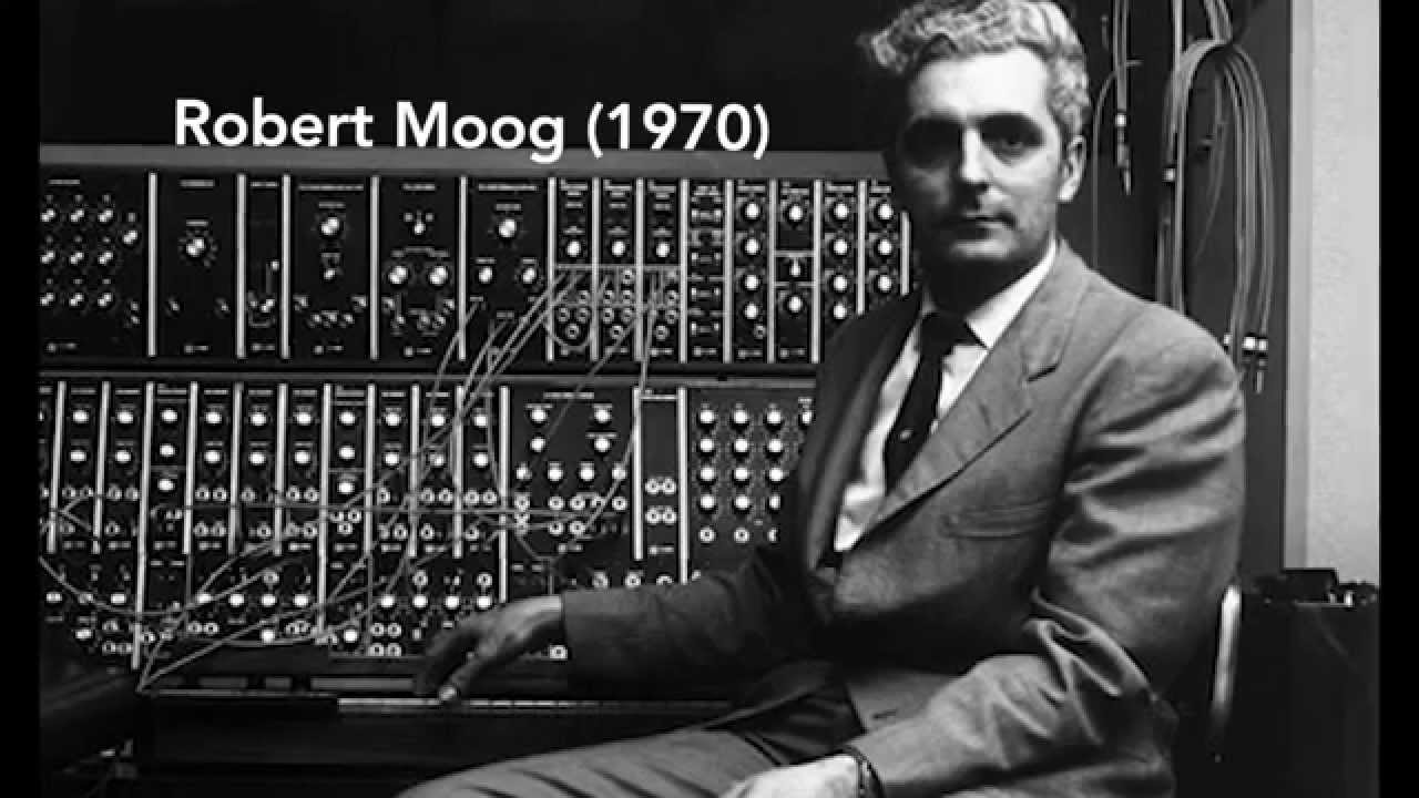 You Can Thank Cheesy, Retro Sci-Fi Music For The Creation Of The Synthesiser