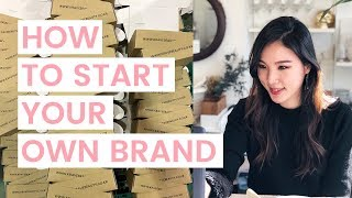 How To Start Your Own Brand • Behind The Scenes of KraveBeauty : Money, Product Development, Design