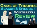Game Of Thrones: Season 8 Episode 1 (Review)
