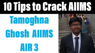 10 Tips to Crack AIIMS