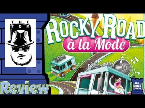 Rocky Road à la Mode Review - with Tom Vasel