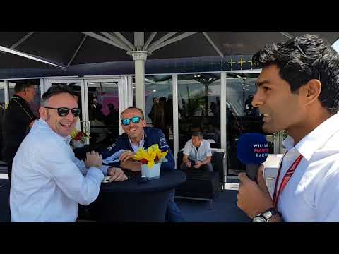 Williams TV: Race day at the Canadian Grand Prix
