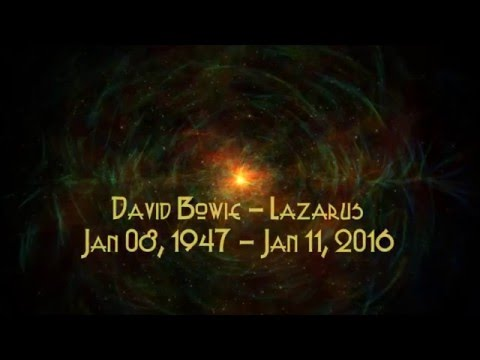 David Bowie - Lazarus best Lyrics - смотреть онлайн на Hah Life