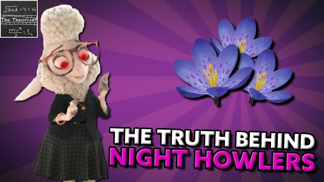 The Dark Truth behind Night Howlers! (by The Theorizer)
