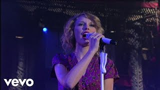 Taylor Swift - Speak Now (Live)