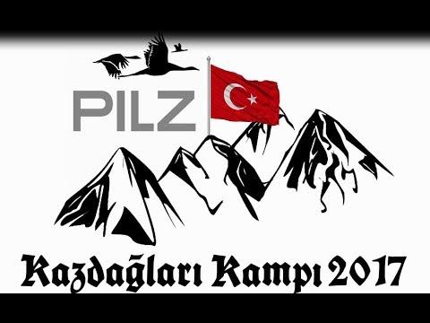 Pilz Türkiye Ekibi Eğitim ve Motivasyon Kampında