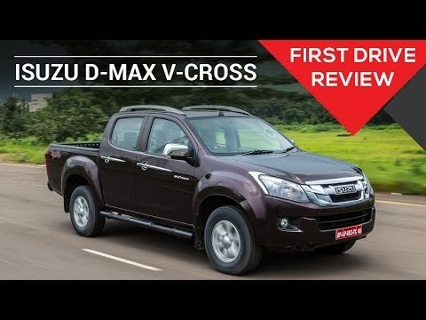 Isuzu-D-Max-V-Cross-First-Drive-Review-ZigWheels