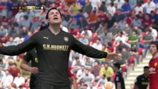 FIFA17vsUltimateTeamコバチッチの絶妙ドリブル
