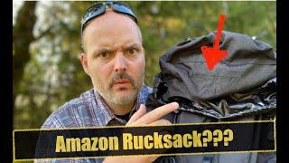 Was kann der Amazon BASICs Rucksack? | Bushcraft Ausrüstung Anfänger