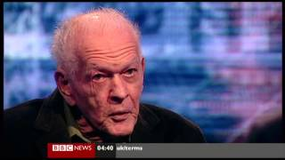 Gene Sharp on BBC Hardtalk
