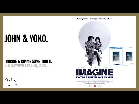 Imagine / Gimme Some Truth - trailer for 2018