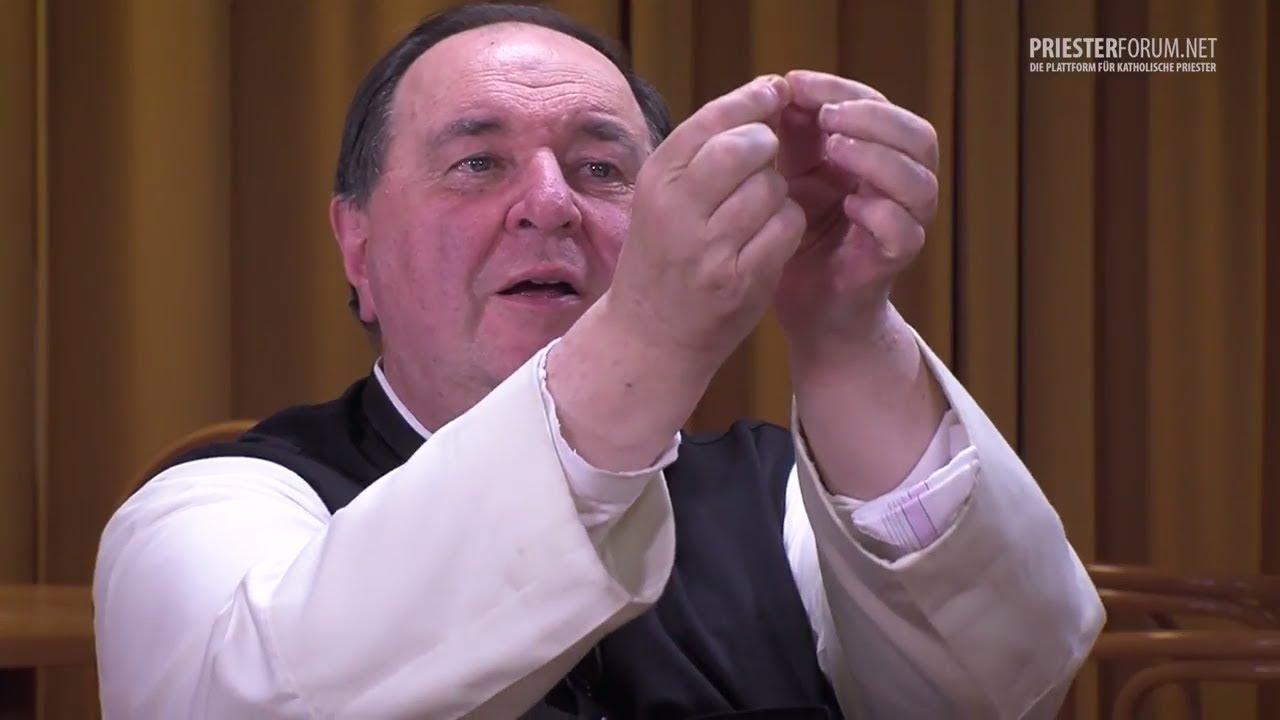 Was ist das Schönste am Priestertum? (Pater Bernhard Vosicky)
