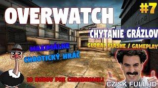 """CS:GO - Overwatch! #7 - """"Maximálne Chaotický Hráč"""" (CZ/SK 1080p60)"""