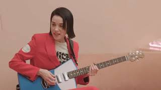 St. Vincent On #OnTheLine With Jenny Lewis