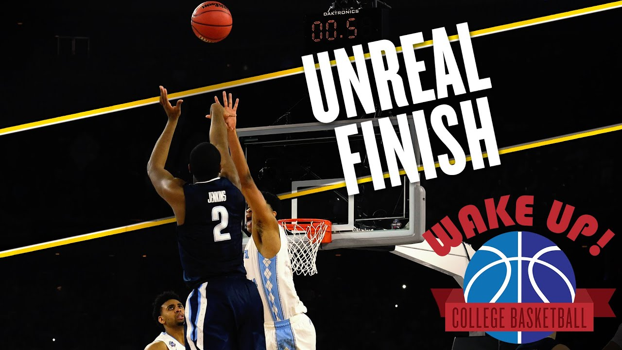 The end of Villanova vs. North Carolina was the best ever thumbnail