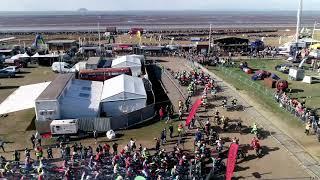 Weston Beach Race 2018 Start Before The Start Uncut Full 8 Minutes