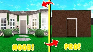 Bloxburg Build Off But EVERY 5 Minutes You SWAP HOUSES! (Roblox)