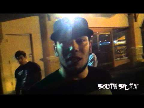 Kusha Speaks Outside Fitzgerald's 2 (SOUTH SIL T.V)