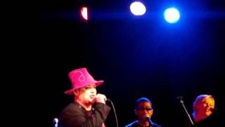 "BOY GEORGE. LONDON  20.12.09 ""Bow down mister"""