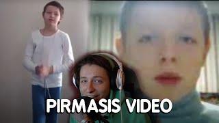 TALZUNO PIRMASIS YOUTUBE VIDEO (CRINGE) | Talzunas | Pildyk ofisas