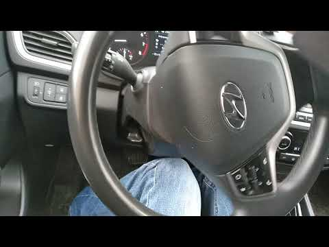 Hyundai solaris неисправность или норма?