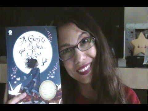 A garota que bebeu a lua (livro)