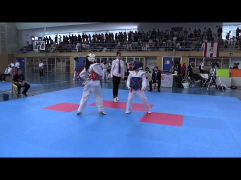 Taekwondo Fase Final JDN Combate Berriozar (2)