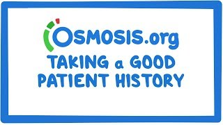 Clinician's Corner: Taking a good patient history