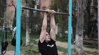 Смотреть онлайн Воркаут: упражнения для начинающих