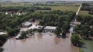 Midwest hit with heavy rain, floods while Tropical Storm Gordon moves towards South