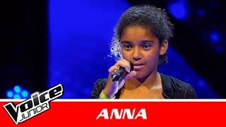 Anna | 'Purpose' af Justin Bieber | Blind 1 | Voice Junior Danmark 2016