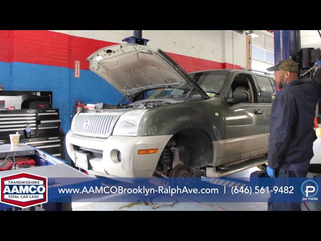 AAMCO Brooklyn, NY | Transmissions & Total Car Care